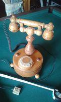 Телефон деревяний