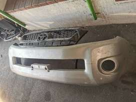 Toyota HILUX Front Bumper 2009to2011