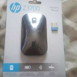 BRAND NEW SEALED INBOX HP 3700 WIRELESS MOUSE