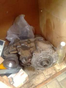 Ford Ranger 4 by 4 gearbox,transfer box
