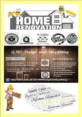 We do all Home Improvement Projects