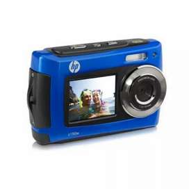 Hp c150w Waterproof Action Camera - Blue