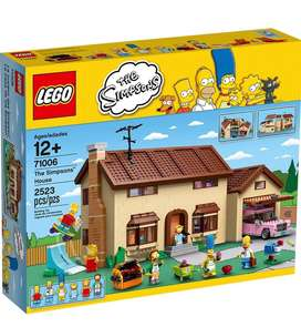 LEGO 71006 The Simpsons House. New