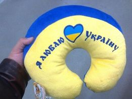 """подушка """"Я люблю Україну"""""""