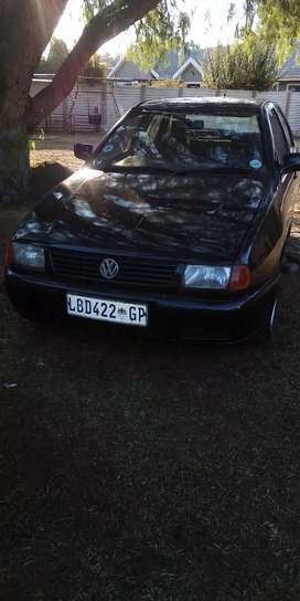 I have vw polo in good running condition