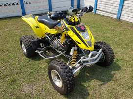 Suzuki LTZ400 Quad bike many extras