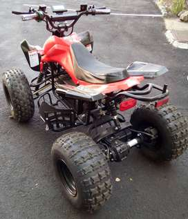 New Electric Quads