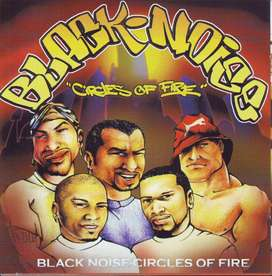 Black Noise - Circles Of Fire (CD)