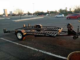Lowbed towing service