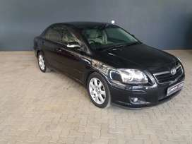 2007 Toyota Avensis 2.4 A/T