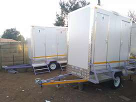 Brand new Mobile VIP toilets available for sell nw