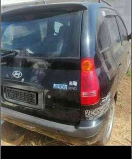 HYUNDAI MATRIX FOR STRIPPING PARTS/SPARES FOR SALE!