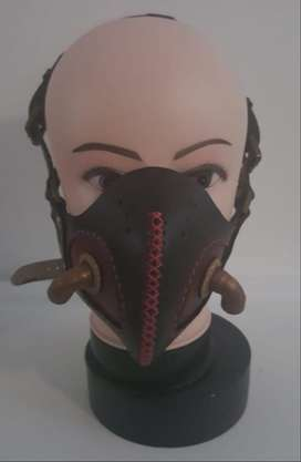 Leather Steam Punk mask (order today!)