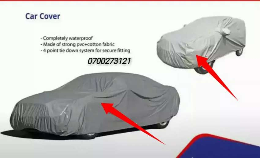 Toyota fielder car Cover 0
