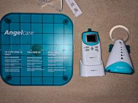Angelcare Baby Monitor with Movement Sensor Pad