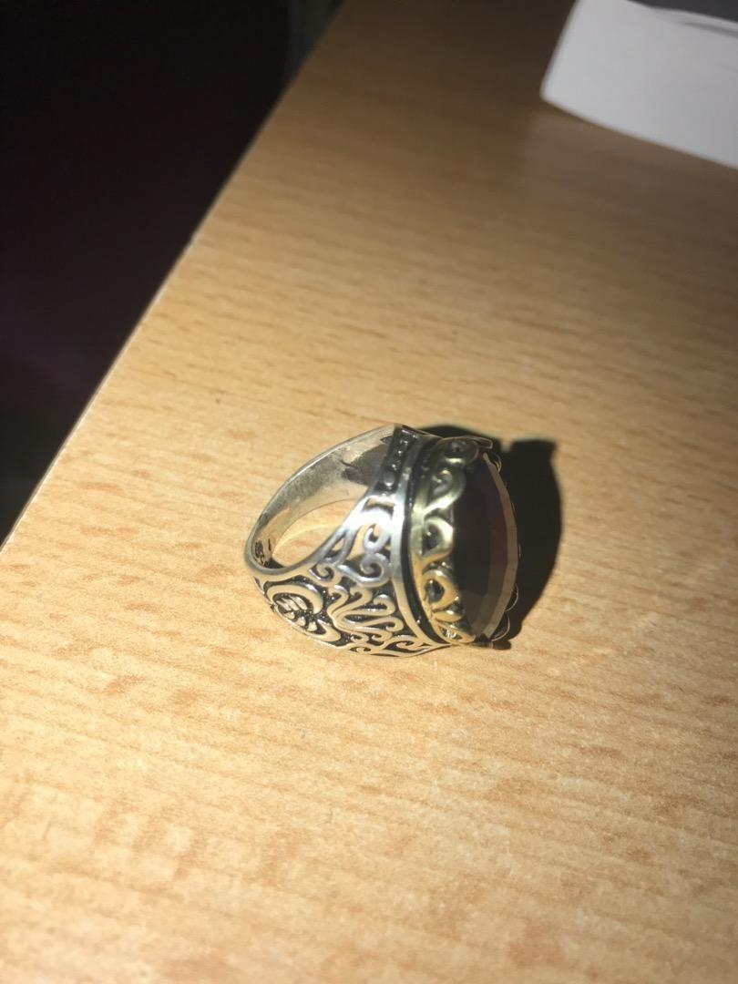 Prsten Stříbrný. Vel 8 0