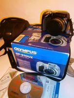 Фотоаппарат OLYMPUS SP-510 UltraZoom+ сумка + карта памяти 2Гб