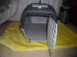 TRIXIE 3983 переноска TRANSPORTBOX CAPRI 3 для собак и кошек (МАКС. 12