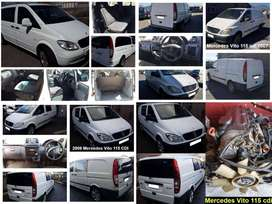 Mercedes Vito 115 spares for sale.
