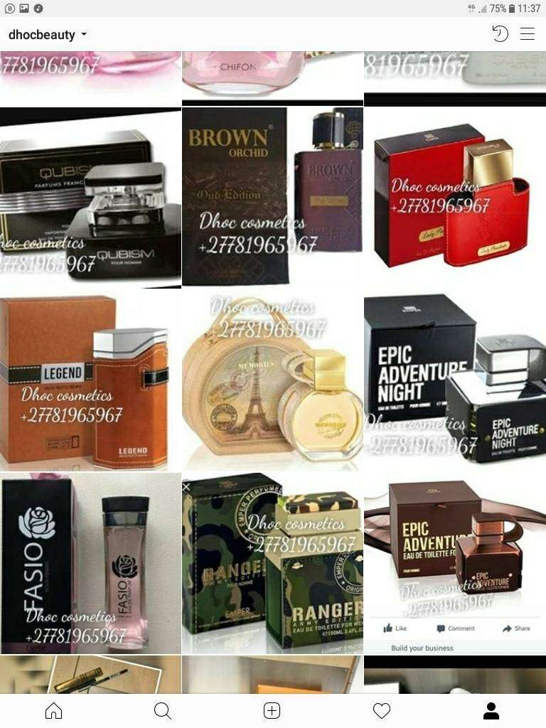 Emper Perfumes available 0