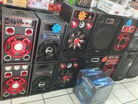 All kind of speakers available brand new