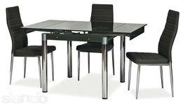 Signal Мебель GD-082 Стеклянный кухонный стол идеальный вариант.