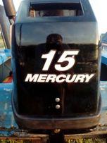 Продам лодочный мотор Меркури 15М