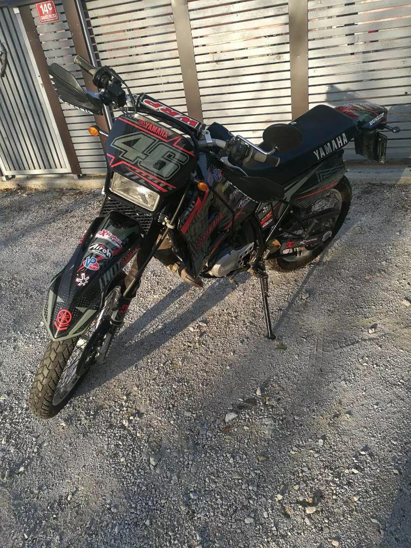 Yamaha dt125r 0