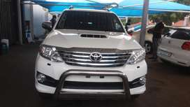 Toyota Fortuner 3.0 D4D 4x4, 2015