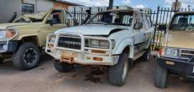 For Sale: 80 Series Land Cruiser 4.5 GXL. Perfect for Game viewe build