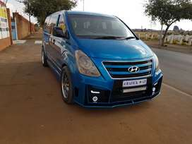 2016 Hyundai H-1 Automatic v8 for sale or swop/swap for why?
