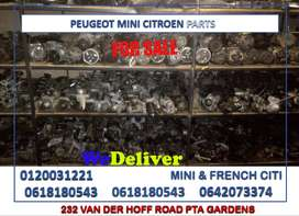 PEUGEOT MINI COOPER CITROEN PARTS FOR SALE