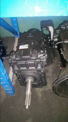 ZF S680 Gearbox