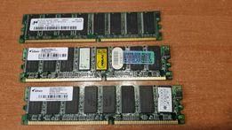 Оперативна память DDR 400 256 мБ