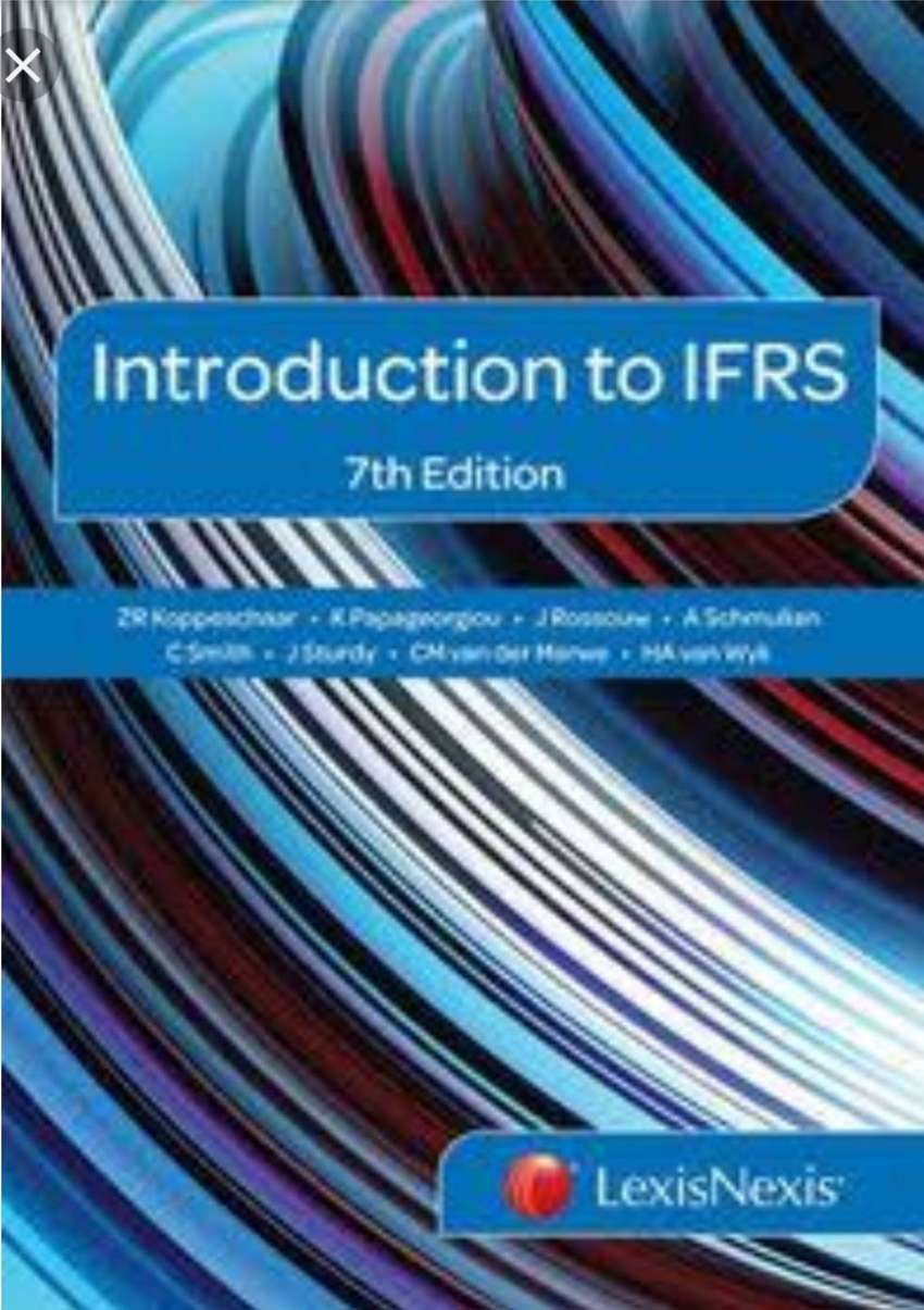 Introduction to IFRS 7th Edition 0