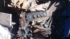 Mercedes E270 engine and parts