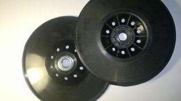 Опорный диск + зажимная шайба для фибровых кругов 180мм