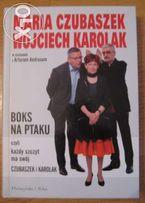 Książka Boks na Ptaku-M.Czubaszek, W. Karolak, A. Andrus