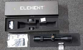 ELEMENT HELIX 6-24X50 FFP APR-2D MRAD SCOPE