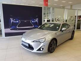 Toyota 86 2.0 High with only 32 300kms