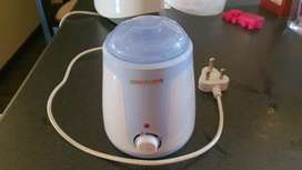 Snookums Electric Bottle Warmer with Juicer