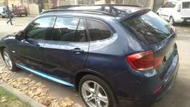 BMW X1 AUTOMATIC WITH SUN ROOF AND SPARE KEYS (S DRIVE)
