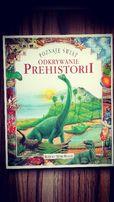 Książka Poznaję świat: Odkrywanie prehistorii, Robert Muir Wood