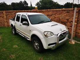GWM Steed Doublecab with 4.7L V8 Lexus Engine R70,000 Negotiable