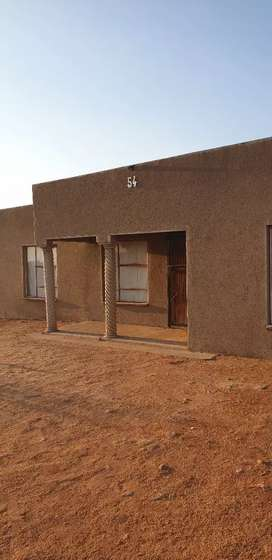 Toilet/Bathroom and Fitted borehole