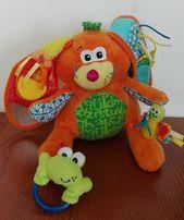 Interaktywny Królik Infantino Zabawka interaktywna