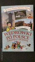 Książka wędrówki po Polsce