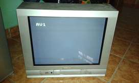 64cm Panasonic colour Tv with remote
