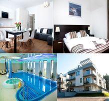 Apartament 2 pokojowy - 50 metrów do morza - BASEN