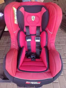 Scuderra ferrari car chair